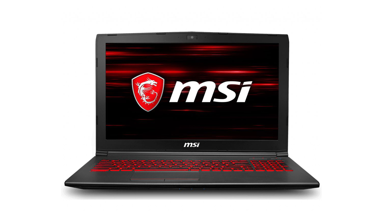MSI Gaming GV62 8RD-259MX