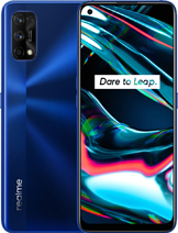 "Realme 7 Pro layar 6.4 inches, 98.9 cm2 (~82.7% screen-to-body ratio) kamera Quad Camera 64 MP, f/1.8, 26mm (wide), 1/1.73"", 0.8µm, PDAF 8 MP, f/2.3, 119˚, 16mm (ultrawide), 1/4.0"", 1.12µm 2 MP, f/2.4, (macro) 2 MP, f/2.4, (depth) baterai Li-Po 4500 mAh, non-removable, Fast charging 65W, 50% in 12 min, 100% in 34 min (advertised) memori 128GB 6GB RAM, 128GB 8GB RAM, UFS 2.1 prosesor Qualcomm SM7125 Snapdragon 720G (8 nm) Adreno 618 Octa-core (2x2.3 GHz Kryo 465 Gold & 6x1.8 GHz Kryo 465 Silver) Android 10, Realme UI jaringan GSM, HSPA, LTE layar Super AMOLED warna Mirror Blue, Mirror Silver Realme 7 Pro rilis September 2020 harga Realme 7 Pro sim card Dual SIM (Nano-SIM, dual stand-by), Water-repellent coating"