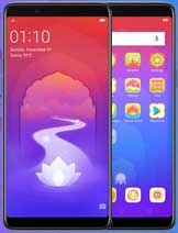 Realme 1 layar 6.0 inci kamera 13 MP baterai Non-removable Li-Ion 3410 mAh memori 32GB 3GB RAM, 64GB 4GB RAM, 128GB 6GB RAM prosesor Mediatek MT6771 Helio P60 (12 nm) Mali-G72 MP3 Octa-core (4x2.0 GHz Cortex-A73 & 4x2.0 GHz Cortex-A53) Android 8.1 (Oreo), upgradable to Android 9.0 (Pie); ColorOS 6 jaringan GSM, HSPA, LTE layar IPS LCD capacitive touchscreen, 16juta warna warna Diamond Black, Solar Red, Moonlight Silver Realme 1 rilis Mei 2018 harga Realme 1 sim card Dual SIM (Nano-SIM, keduanya stand-by)