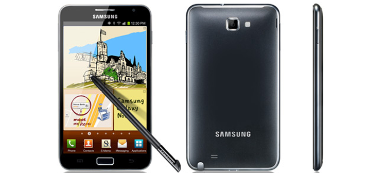 Samsung Galaxy Note N7000